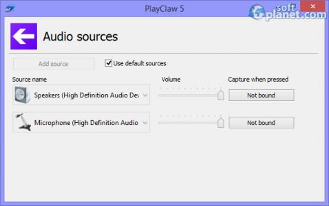 PlayClaw Screenshot3