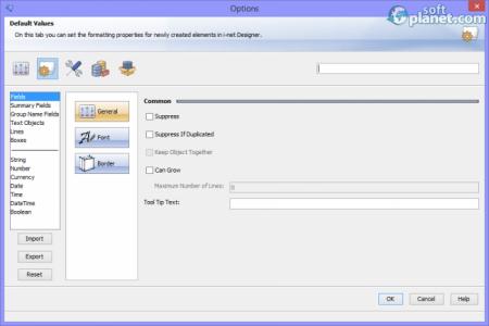 i-net Clear Reports Screenshot2