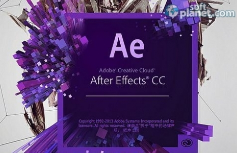 Adobe After Effects CC Screenshot3