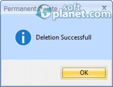 Permanent Delete Screenshot3