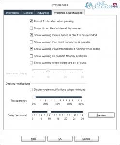 PowerFolder Screenshot5