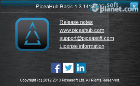 PiceaHub Screenshot3