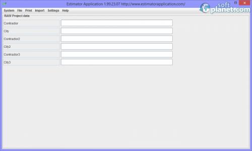 Estimator Screenshot2