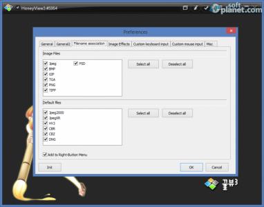 HoneyView Screenshot3