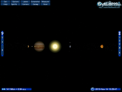 Solar Model Screenshot2
