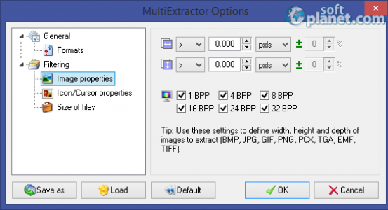 MultiExtractor Screenshot5