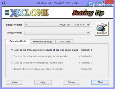 XXCLONE Screenshot3