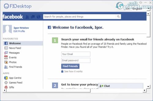 FBDesktop Screenshot3