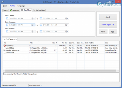 FileSeek Pro Screenshot3