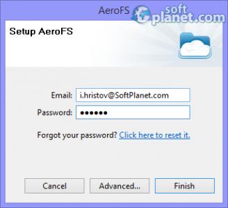 AeroFS Screenshot5