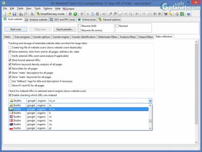 A1 Keyword Tools Screenshot2