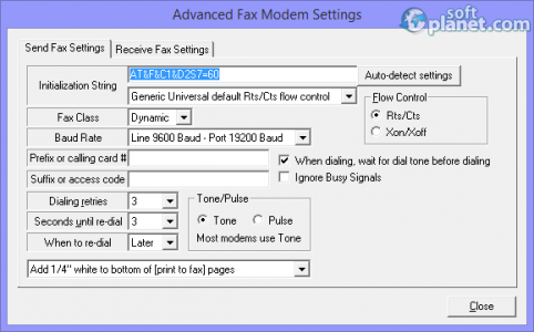 FaxMail for Windows Screenshot3