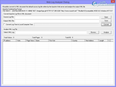 Nsauditor Network Security Auditor Screenshot4