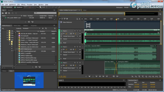 Adobe Audition CC Screenshot5