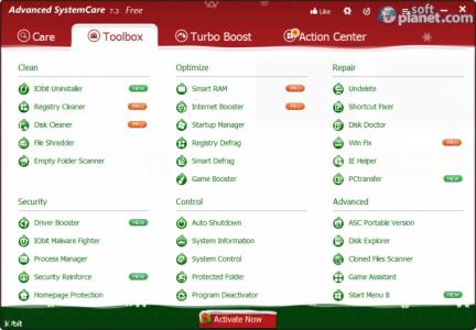 Advanced SystemCare Screenshot4