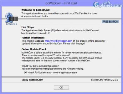 bcWebCam Screenshot5