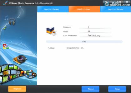 NTShare Photo Recovery Screenshot2