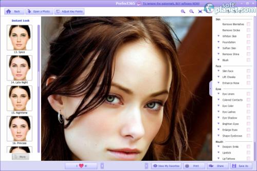 Perfect365 Screenshot2