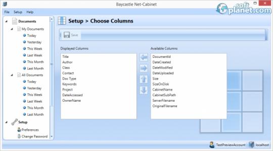 Net-Cabinet Screenshot3