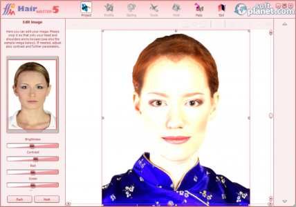 Beauty Studio - Hair Master Screenshot3