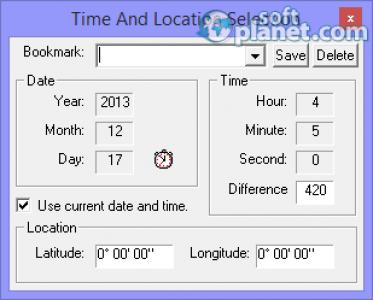 Personal Biorhythm Forecast Screenshot3