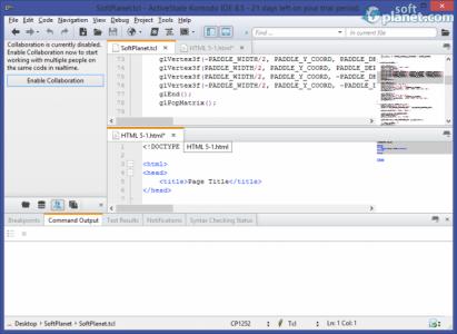 Komodo IDE Screenshot5