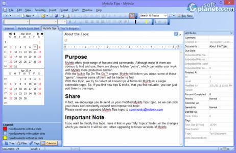 MyInfo Screenshot2