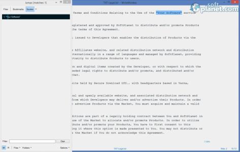 WriteMonkey Screenshot3