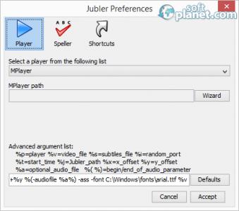 Jubler Screenshot2