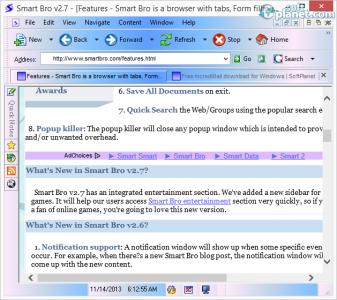 Smart Bro Screenshot2