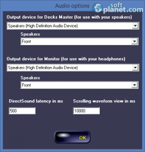 Active MP3 DJ Studio Screenshot2