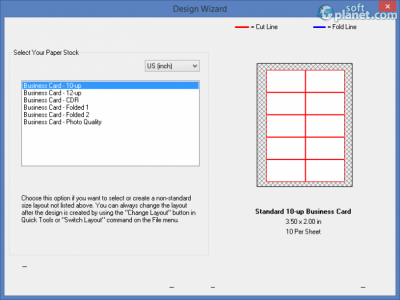 Business Card Designer Plus Screenshot2