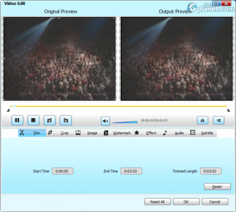 Bigasoft iTunes Video Converter Screenshot2
