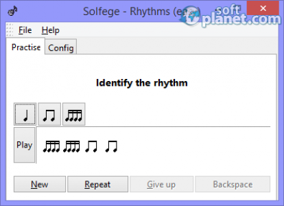 GNU Solfege Screenshot3