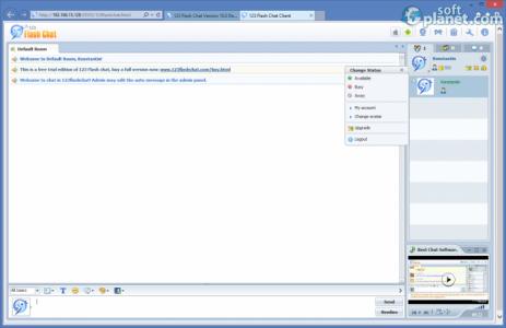 123 Flash Chat Screenshot2