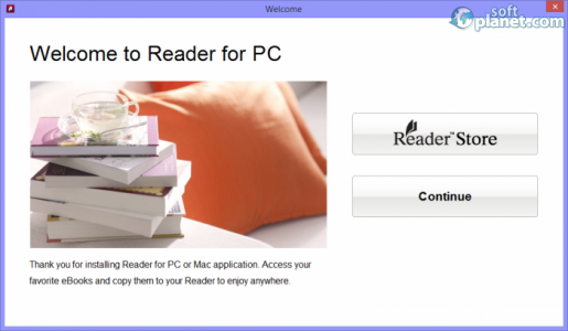 Reader for PC Screenshot2