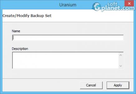 Uranium Backup Screenshot2