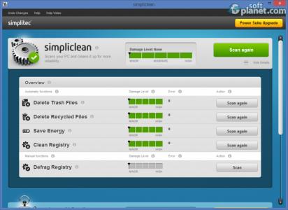 simpliclean Screenshot3