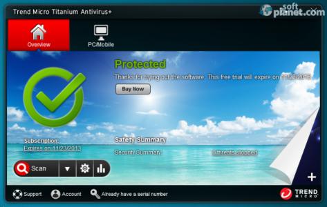Trend Micro Titanium Antivirus+ Screenshot4