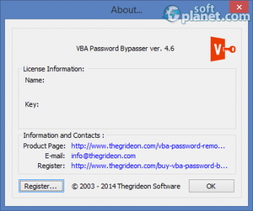 VBA Password Bypasser Screenshot2