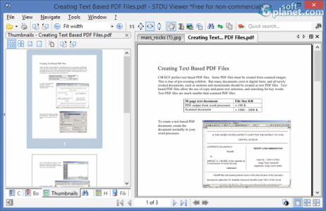 STDU Viewer Screenshot3