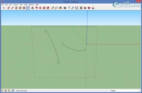 SketchUp Make Screenshot4