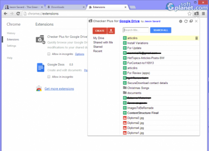 Checker Plus for Google Drive Screenshot2