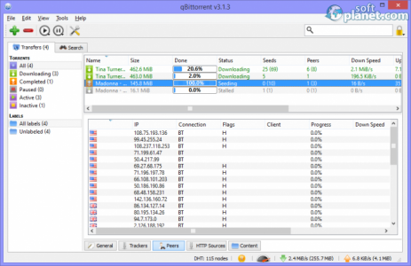 qBittorrent Screenshot3
