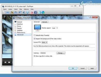 FooPlayer Screenshot2