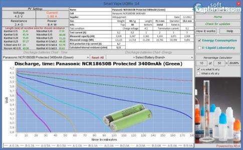 Smart Vape LIQMix Screenshot2