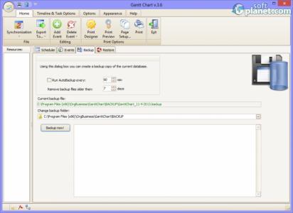 Gantt Chart Screenshot3