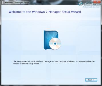 Windows 7 Manager Screenshot4