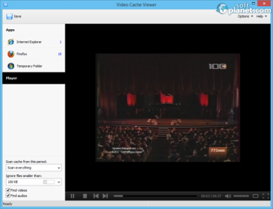 Video Cache Viewer Screenshot4