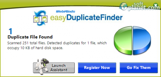 Easy Duplicate Finder Screenshot4